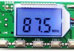 0.2 watt FM transmitter
