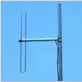 Image result for mounting of folded dipole antenna